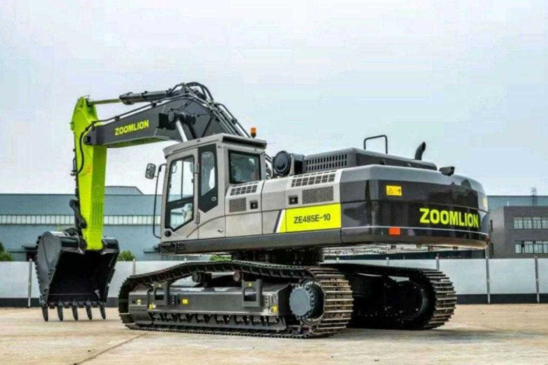 Экскаватор ZE485E-10 Zoomlion