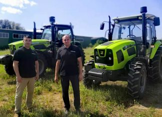 Трактора готовы к работе