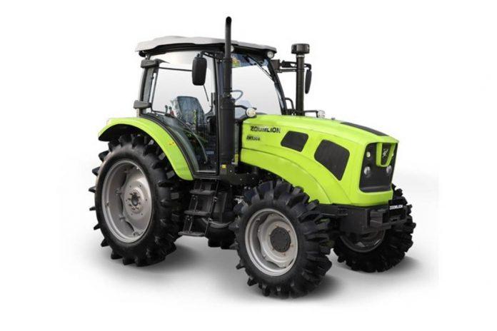 Колесный трактор RS1304/RS1604 Zoomlion