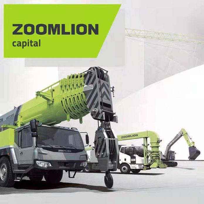 Лизинг от Zoomlion Capital